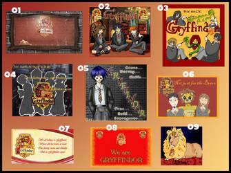 Gryffindor ID Contest by gryffindor