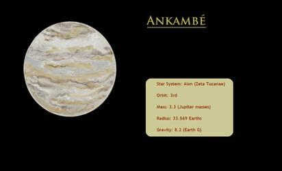 Planet Ankambe by NeptuneGate