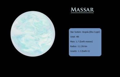 Planet Massar by NeptuneGate