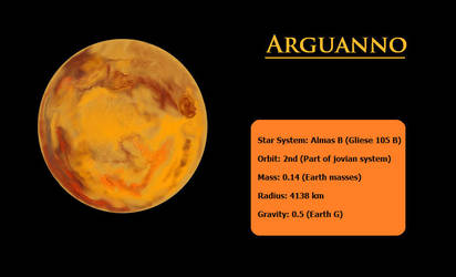 Planet Arguanno by NeptuneGate