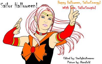 Halloween For SailorEnergy by StarlightxDreamer