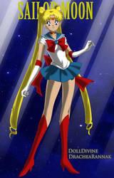 Sailor Moon from Doll Divine by StarlightxDreamer