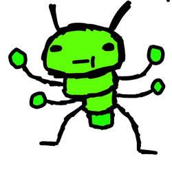 Mr. Cricket by kooodaf