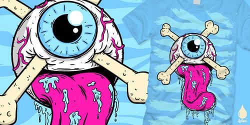 Bad eye by Wyel