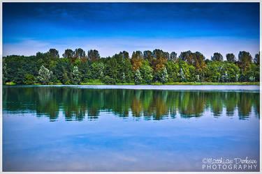 Lake Bemmel by MattNick