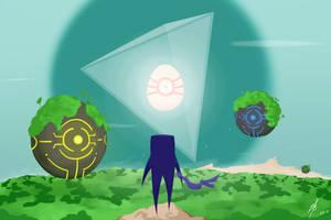 Legendary Egg by el-bojo