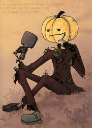 Scarecrow by Anjona