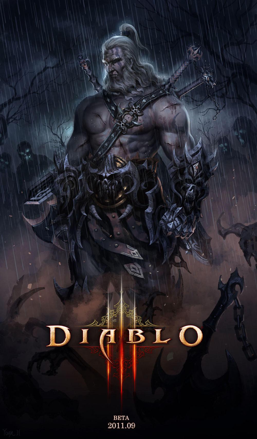 The Barbarian by ChaoyuanXu