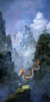 Ride The Cloud by ChaoyuanXu
