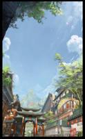City Scene - Take 2 by ChaoyuanXu