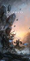 Unstoppable Monk by ChaoyuanXu