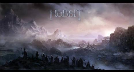 The Hobbit by ChaoyuanXu