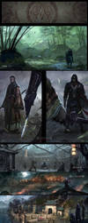 Assassin's Creed Series by ChaoyuanXu