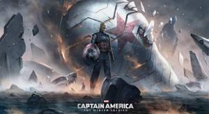 Captain America by ChaoyuanXu