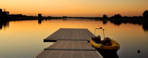 Dorney Lake 2012 by Lianne-Issa