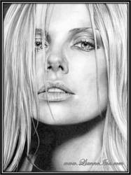 Charlize Theron by Lianne-Issa