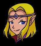 CD-i Zelda by stargazer-eyes
