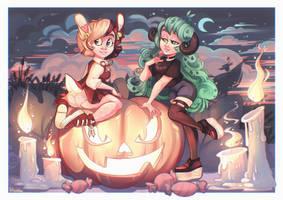 Spooky by Vetamina