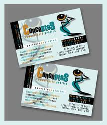Cards Conceptes design 2 by Conceptes