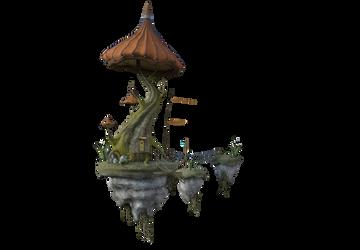 Island Grama 04 by coolzero2a