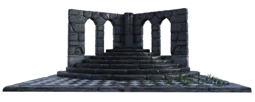 Ruines Goth 06 by coolzero2a