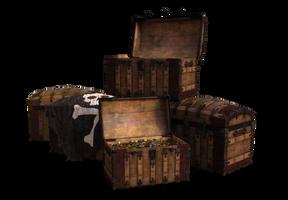 Pirate Treasure 02 by coolzero2a
