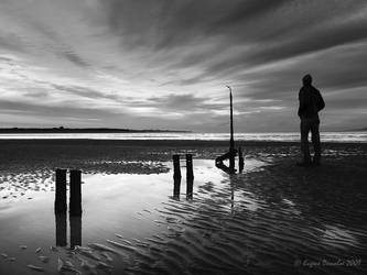 Waiting For The Tide by AgenttSmith