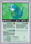 KDTTCG - Monstera Phone Card by RacieB