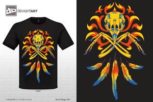 Phoenix Crossbones by RacieB