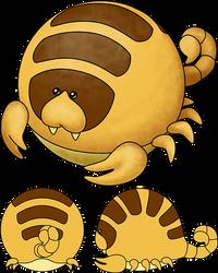 Squishable Scorpion Concept by RacieB