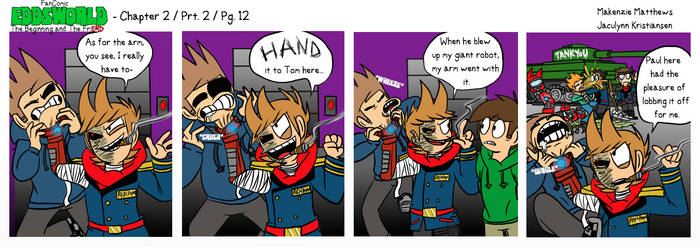 Related image tom t Toms Eddsworld comics and Edd