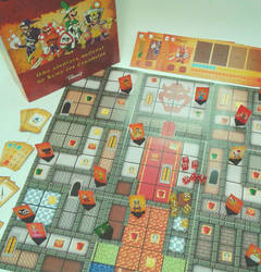 Super Mario Quest - My boardgame project by RobsonG