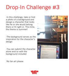 Drop-In Challenge - Summer by HipnikDragomir