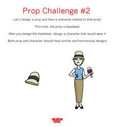 Prop Challenge - Hat by HipnikDragomir