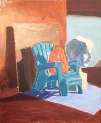 Blue and Orange by HipnikDragomir