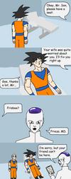 Goku Goes To The Dentist by HipnikDragomir