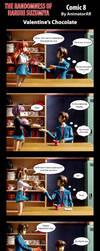 Valentine's Chocolate comic by AnimatorAR