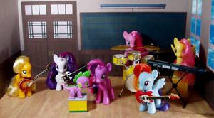 My Little Band by AnimatorAR