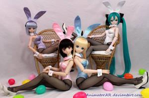 Happy Easter from AnimatorAR by AnimatorAR
