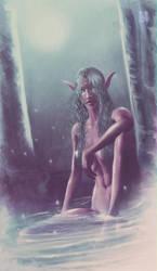 Moonlit Sievera by Aikurisu