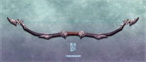 Kaldorei Bow Concept - I by Aikurisu