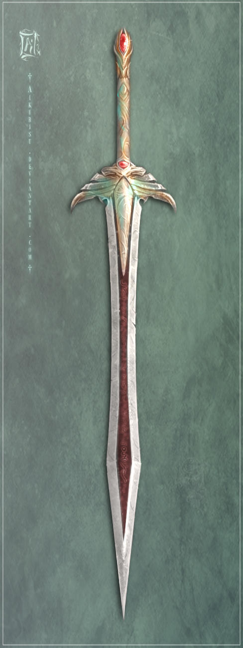 Eldarin's Blade by Aikurisu