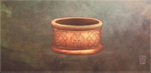 Kalyna's Armlet by Aikurisu