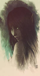 Myar - Portrait by Aikurisu