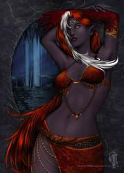 Elegance of Xull'rae by Aikurisu
