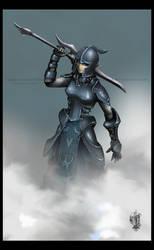 Guardian of Kyrenoc by Aikurisu