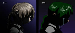 Lily Crying Redux 2011 by BethanyAngelstar