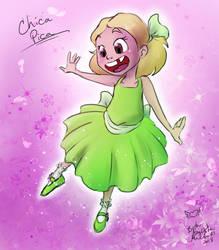 Chica Pica   Birthday Girl by BethanyAngelstar