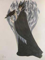 Maleficent by StuSchuckman