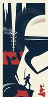 Star Wars: Finn's Journey by Jurassickevin